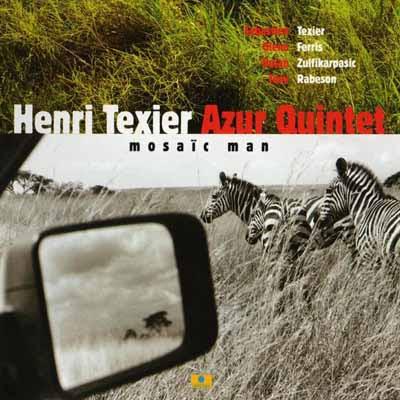 Vos quintets de Jazz préférés. Henri+Texier+Azur+Quintet+-+Mosaic+Man+(1998)