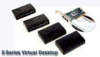X-Series Virtual Desktop