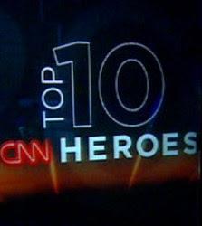 CNN Heroes Top 10 List