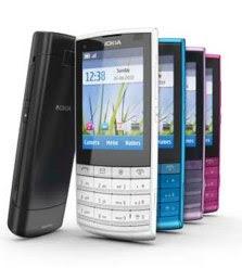 Nokia's X3 Touch