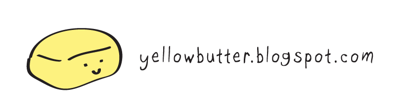 Butter that is yellow