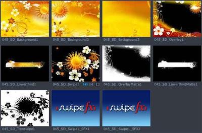Digital Juice Editors Toolbox 1 Themekit 87 Film Countdown (1 dvd)