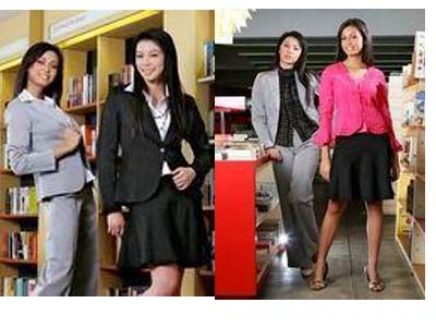 """Tips for woman"""" Baju Kerja Wanita Blazer Batik"""