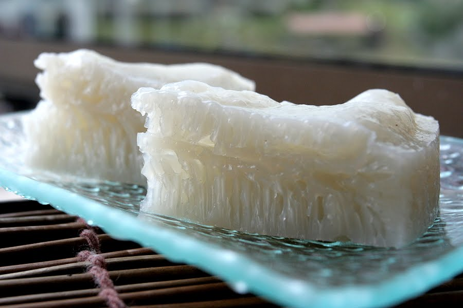 Chinese Steamed Rice Cakes Recipe