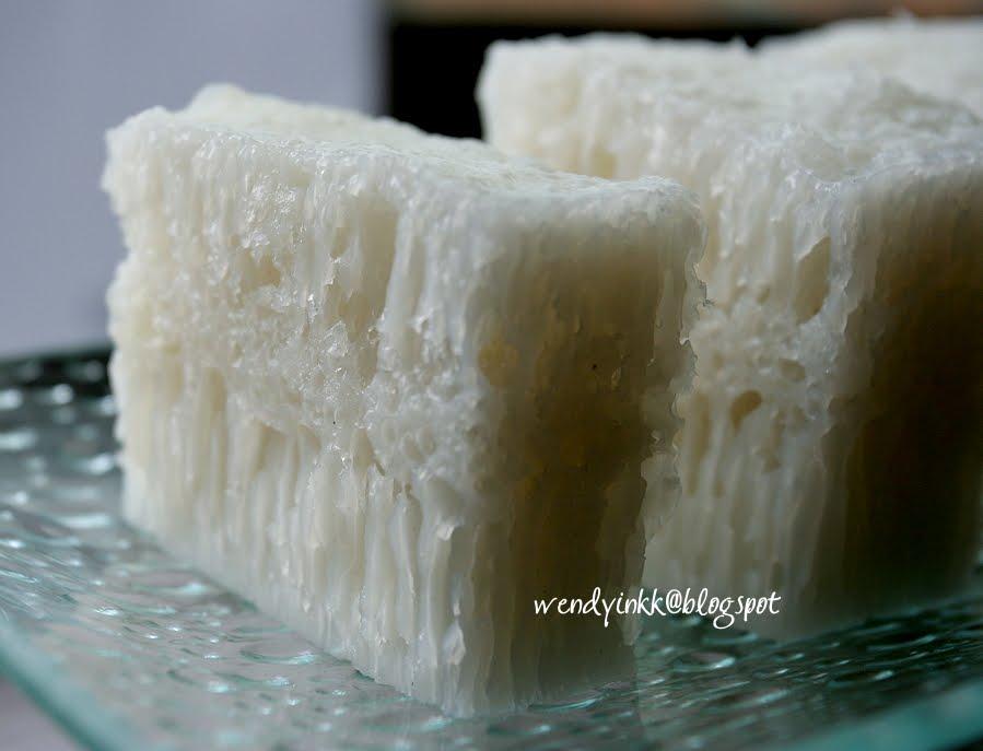 Fermented Rice Cake Recipe