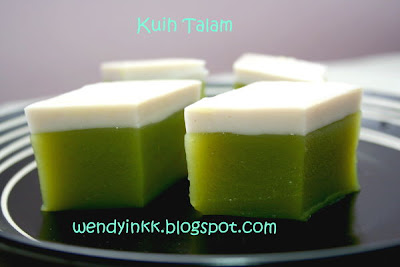 Table For 2 Or More Kuih Talam