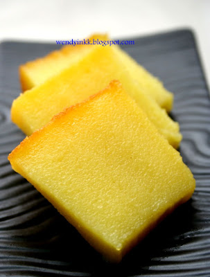 Baked Tapioca Cake Recipe