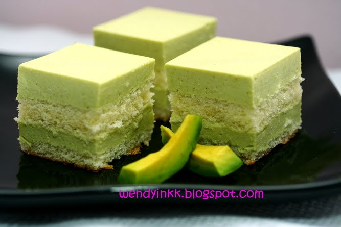 Table For 2 Or More Avocado Chilled Cheesecake