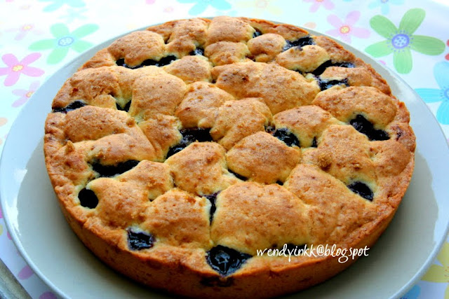 Fruit Tea Cake Calories