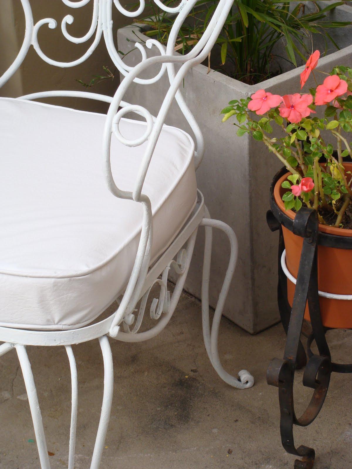 Cojines Para Sillones De Jardin Sillones Para Jardn Modernos Y  ~ Cojines Para Sillones De Jardin