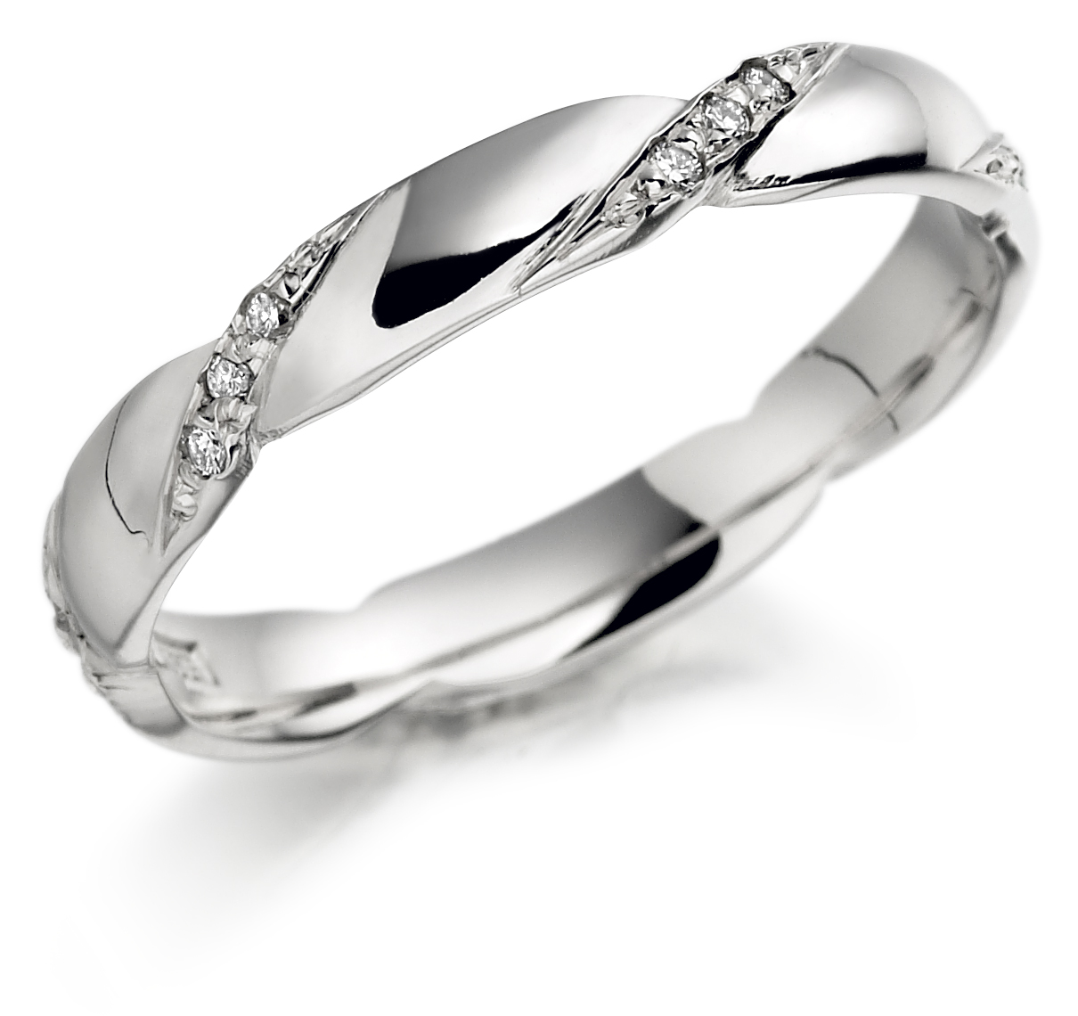 Diamond Rings - does size matter?