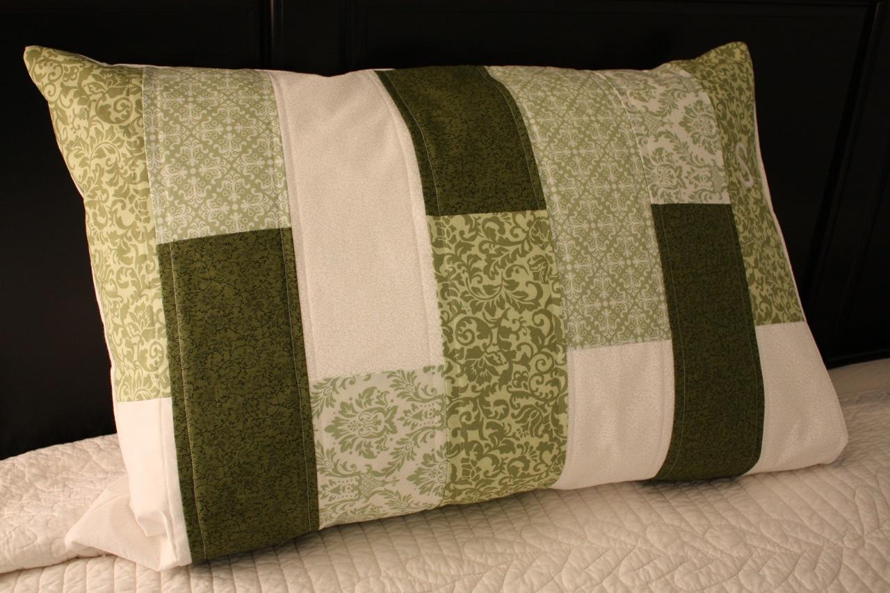 Dawn s Quilt Corner: Pillow Sham Tutorial