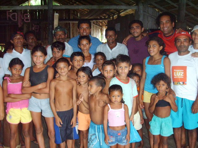 NossaCasa é Cultura Popular da floresta amazônica