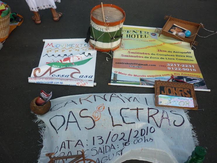 I CARNAVAL DAS LETRAS - 13/02/2010 - MACAPÁ