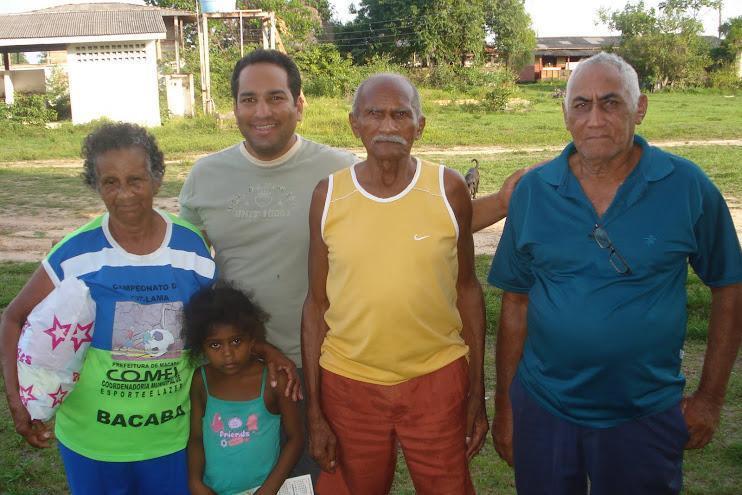 Nossos Velhos, Nossos Sábios da Comunidade do Carmo do Macacoari