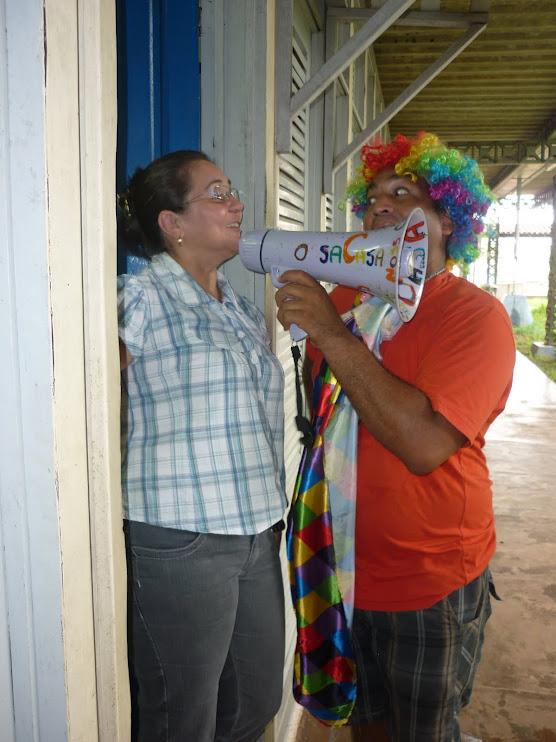 Rádio NossaCasa Amazônia ouvindo todo mundo!!!