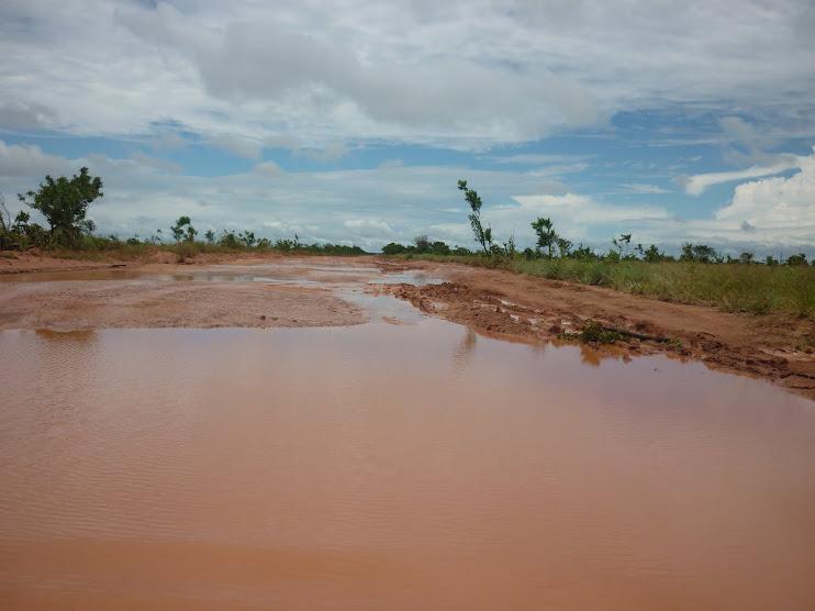 Estradas do Amapá