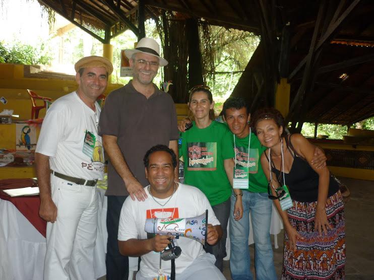 NossaCasa na Teia Amazônica - Belém/PA - 7 a 9 de março/2010