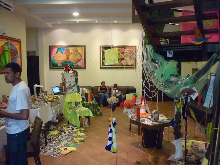 NossaCasa no II JIRAU DE ESCRITORES PARAENSES - Belém/PA