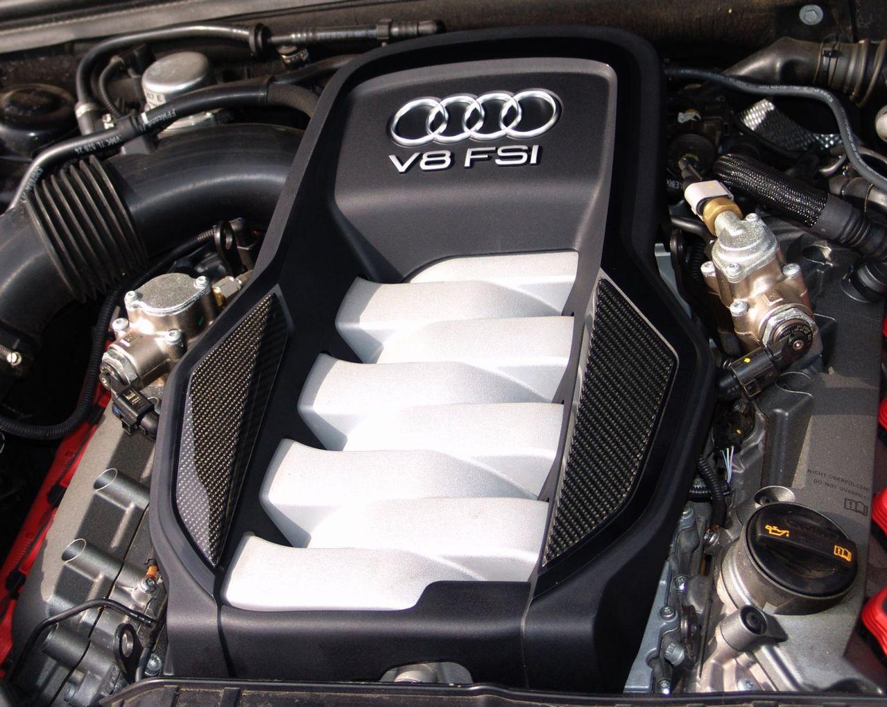 """Senner Tuning's Audi S5 """"White"""