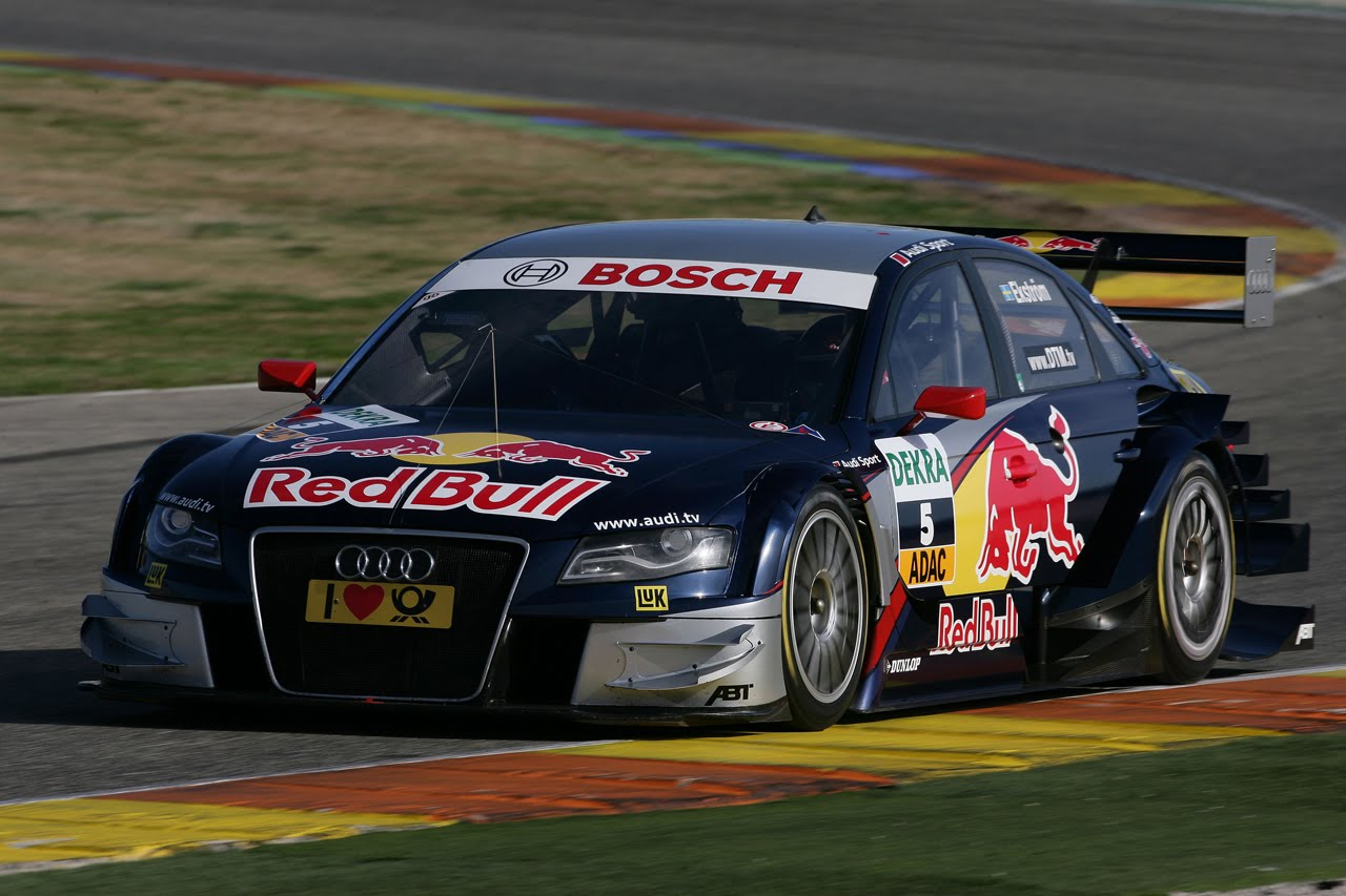 red bull gives audi wings for seventh dtm season. Black Bedroom Furniture Sets. Home Design Ideas