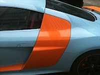 Image Result For Gulf Livery Color
