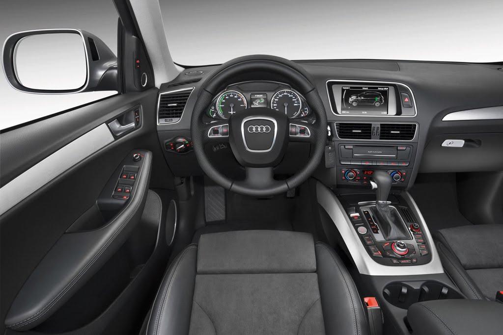 Audi Q5 hybrid quattro: Full details and specifications ...