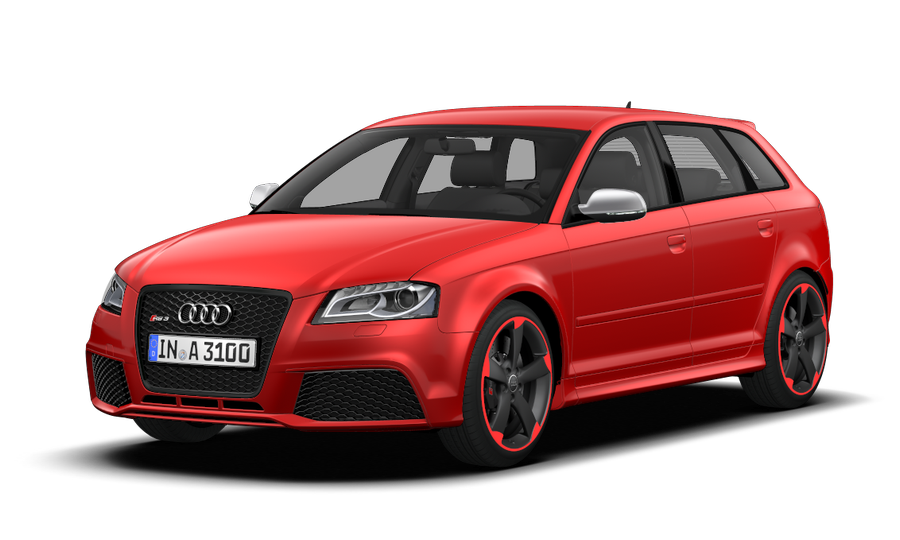 Audi launches RS3 configurator | quattroholic.com