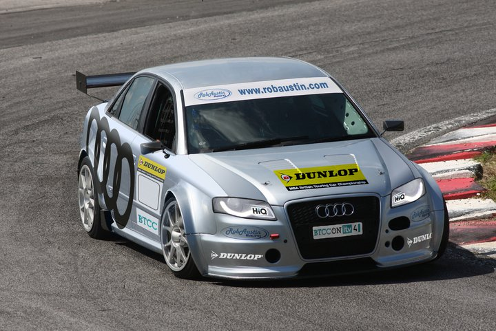 Rob Austin Racing Returns Audi To British Touring Car Championship - Austin audi