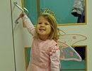 Tøff liten engel