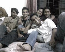 Friends & me