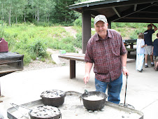 Dutch Oven Cooking by Blaine