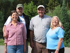 Jim & Debbie, Dave & Glenna