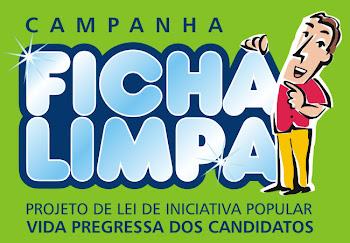 Ficha Limpa é Moralidade Política