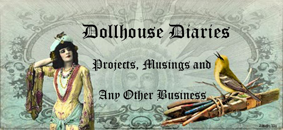 Dollhouse Diaries' Projects