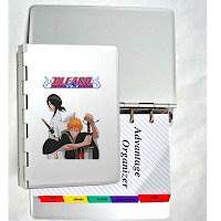 Bleach Organizer