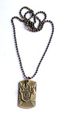 Bleach Dog Tag Necklace : Soul Society