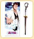 Bleach Sword Keychain : Aizen's Zanpakutou