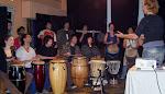 Grupo Barullo - Percusión por Señas - Dirigido por Mujeres