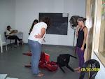 Improvisaciones teatrales...