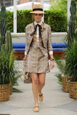 Louis Vuitton Весна-лето 2011.