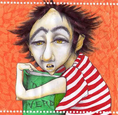foto de Escribe Calisto: ¡Sexto dibujo del niño corazón de limón