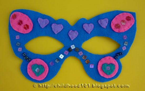 oyuncak maske yapımı maske yapımı