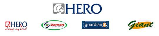 hero supermarket grup division manager free