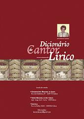 Dicionário do Cantor Lírico (Italiano-Português)