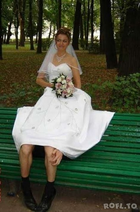 Funny Wedding Camera Angle