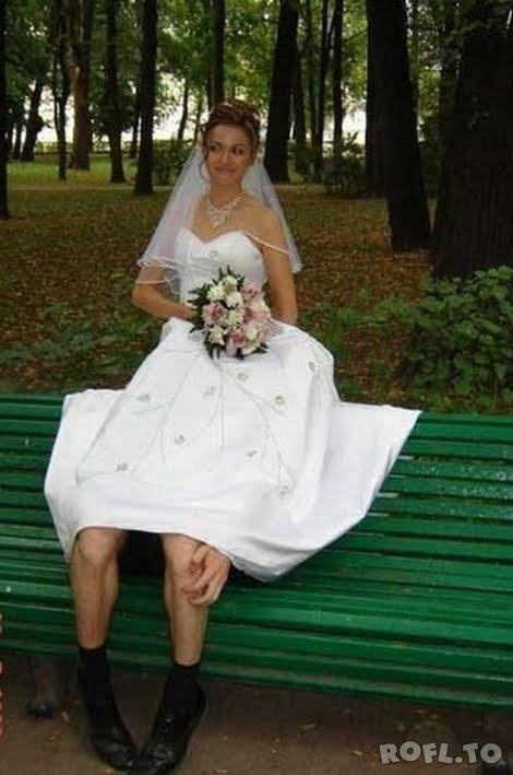 BrideTide Blog - Wedding Resource: Funny Wedding Camera Angle