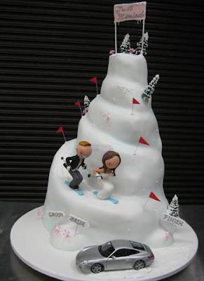 20 Unique and Real Wedding Cakes Austin Wedding Blog