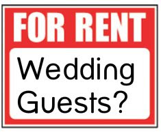 rent wedding guests japan