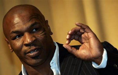 mike tyson married